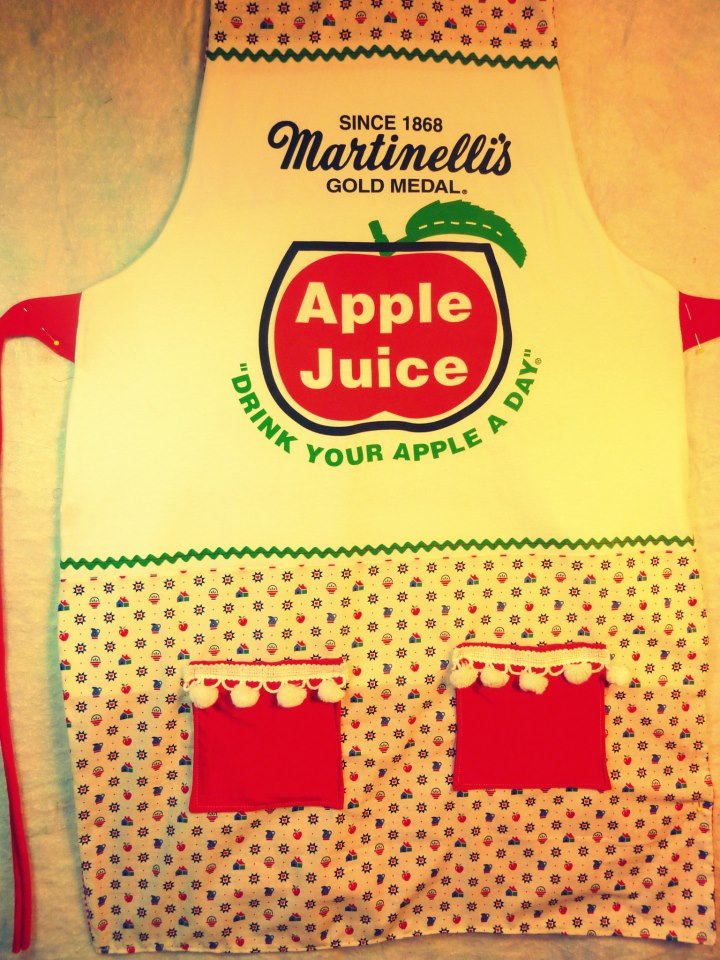 Apron, Martinelli's - full apron