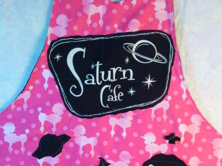 Apron, Saturn Cafe