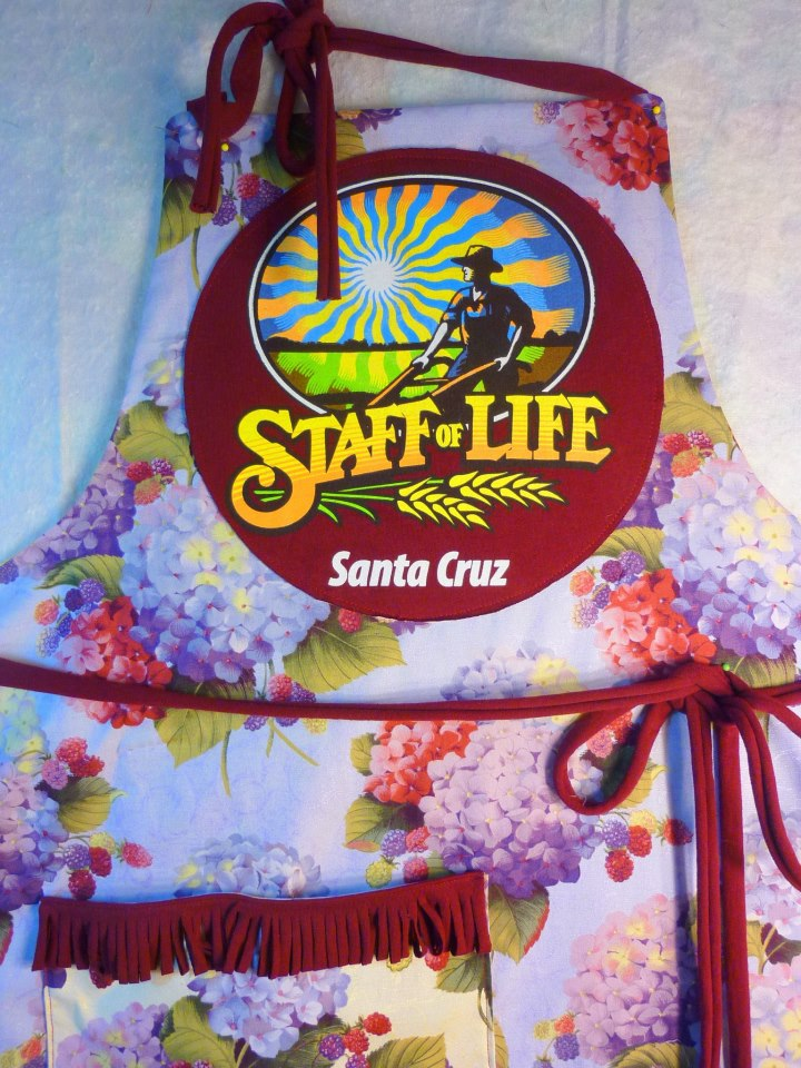 Apron, Staff of Life
