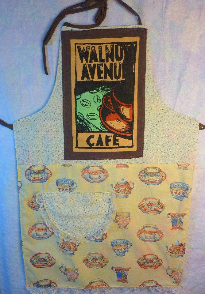 Apron, Walnut Ave Cafe